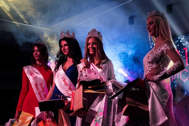 «Мисс Брянск-2019» стала Виктория Куценко