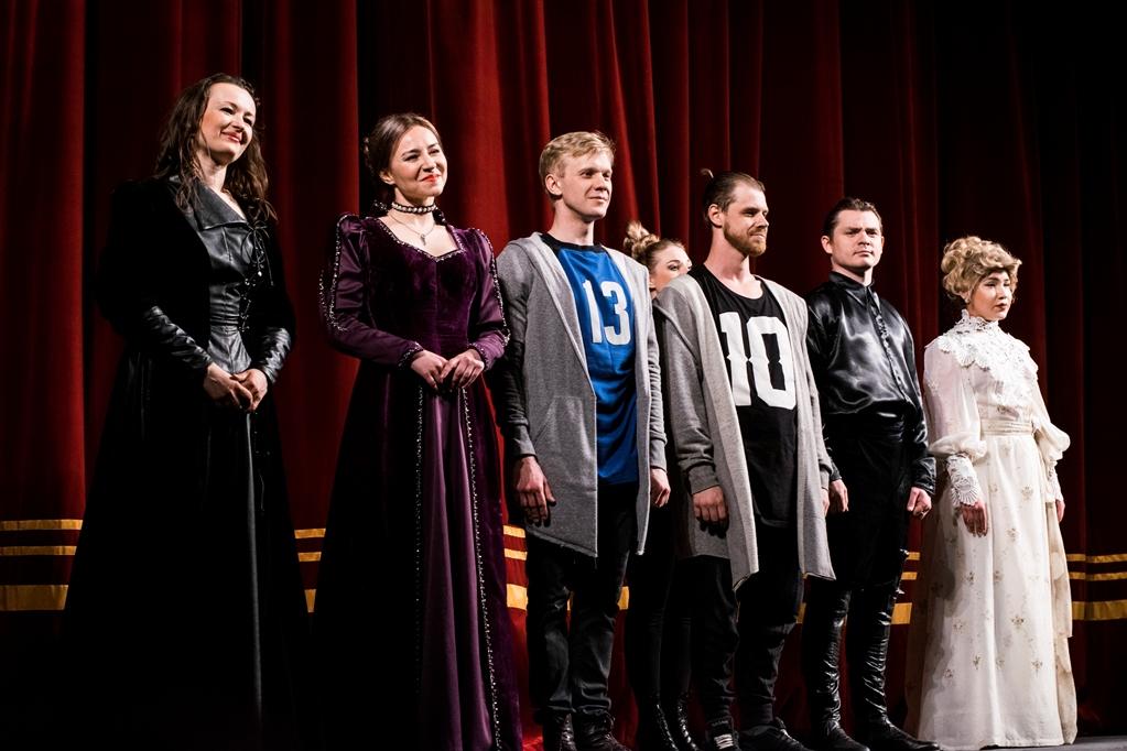 В Брянске прошло торжественное открытие фестиваля «Театр+»