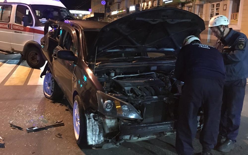 За 5 месяцев 2021 года в Брянске из-за пьяных водителей произошло 36 ДТП