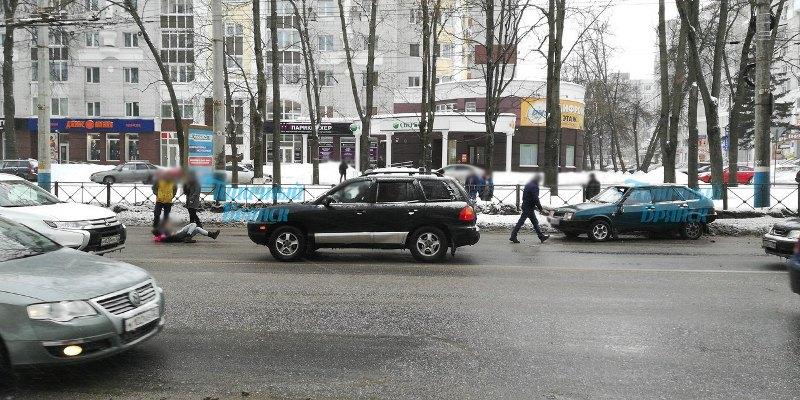 В Брянске развязку для дороги к Metro подготовили под асфальтирование