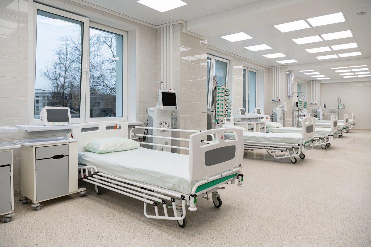 3000 коек подготовили в Брянской области для пациентов с коронавирусом