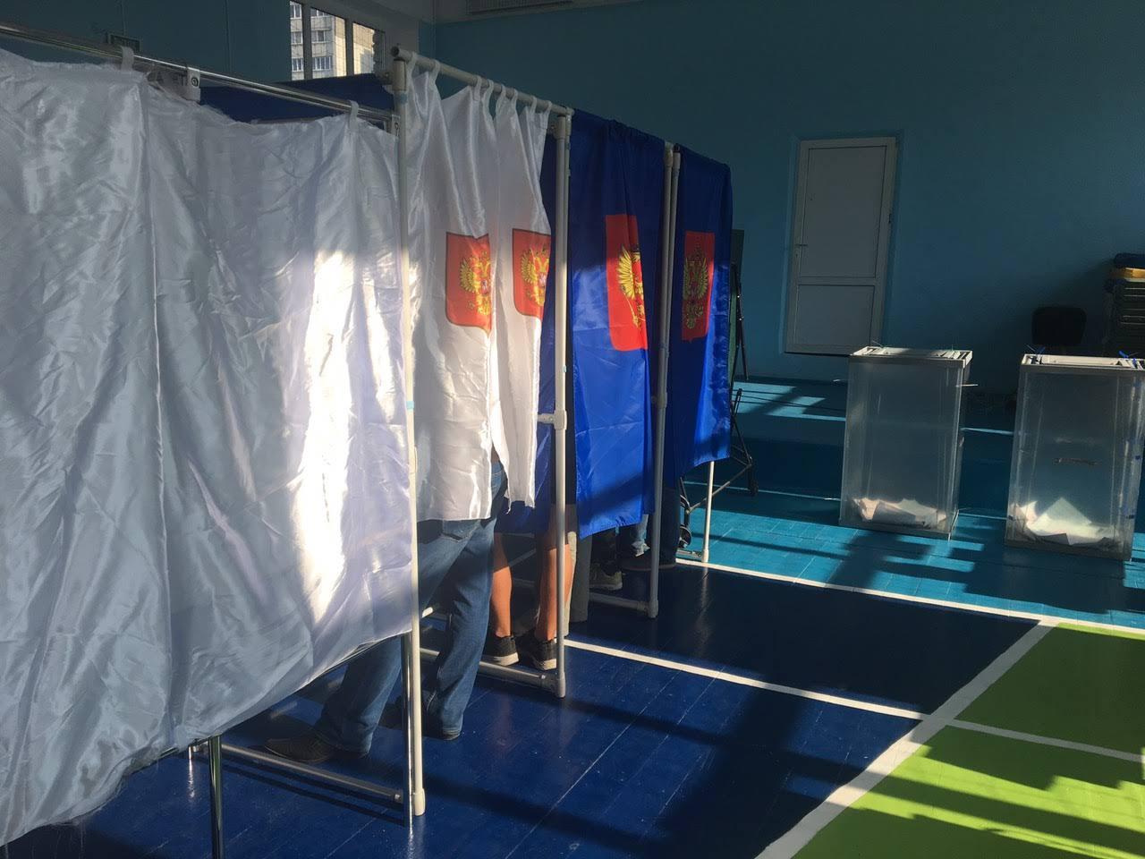 На выборах в Брянскую областную думу побеждает «Единая Россия»
