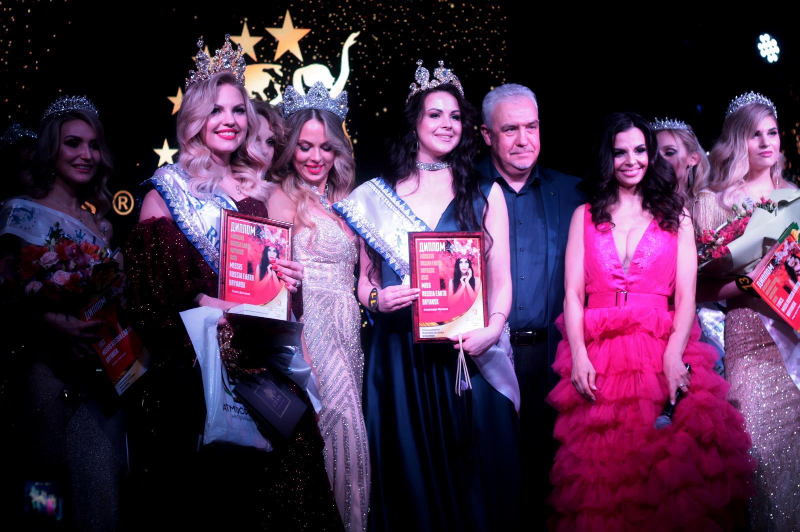 Закрытая церемония награждения победительниц «Мисс и Миссис Россия Земля Брянск 2021»: как это было