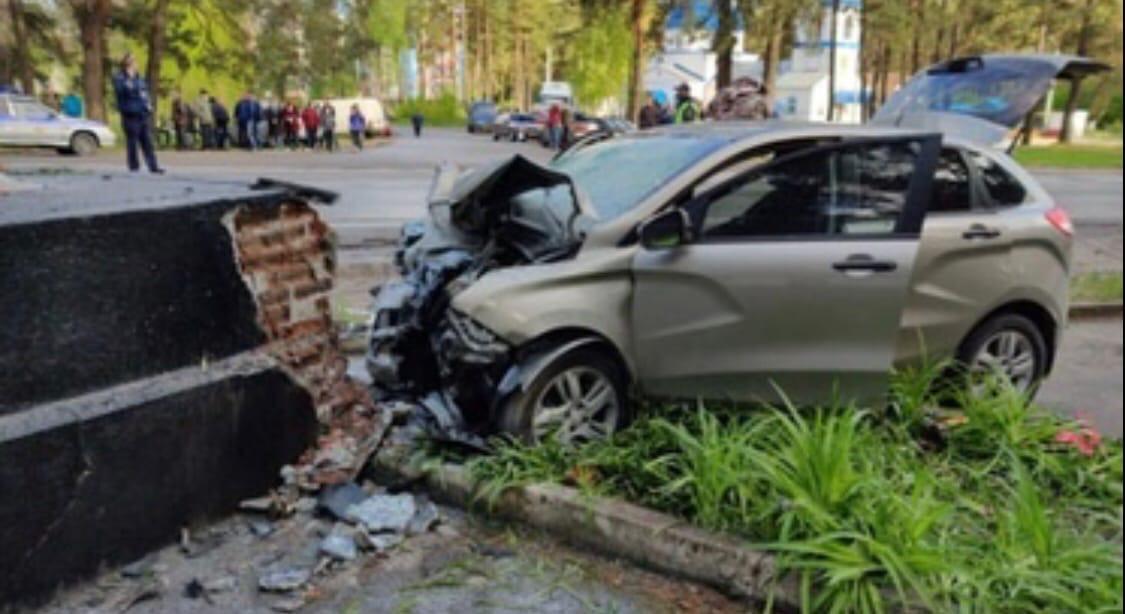 Под Брянском произошла жуткая авария