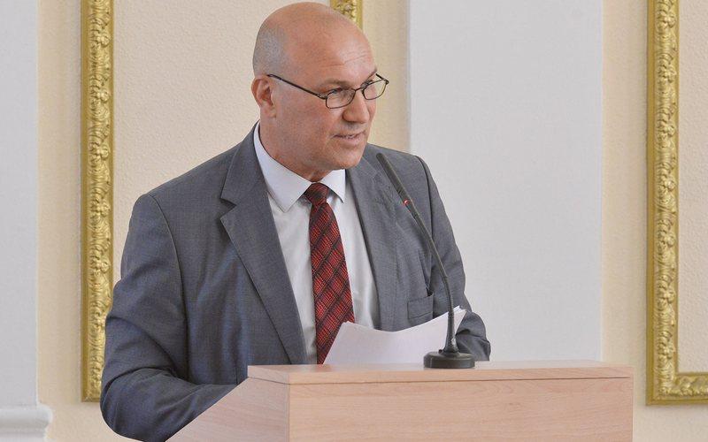 Глава брянского управления физкультуры Валерий Корнеев подал в отставку