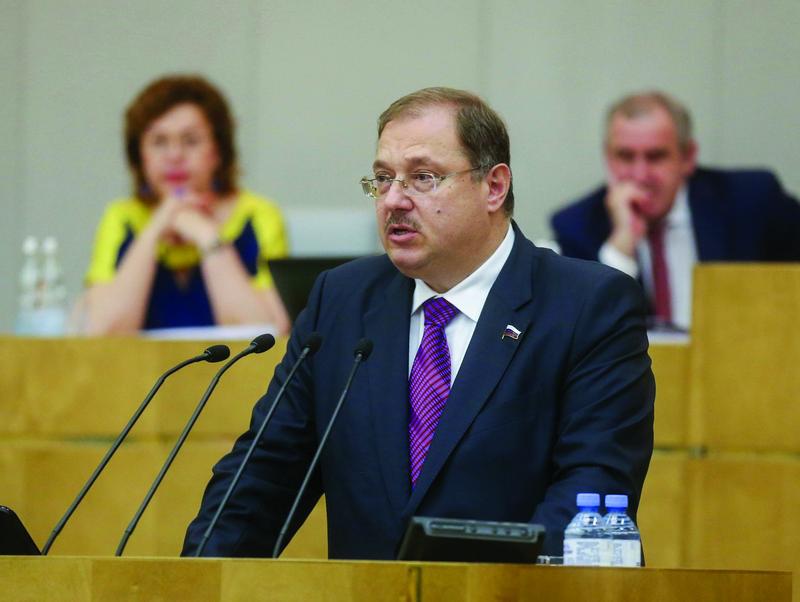 Брянский депутат Борис Пайкин добивается индексации пенсий работающим инвалидам