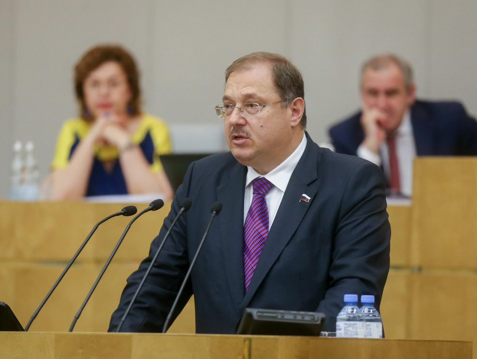 Брянский депутат Пайкин добивается налоговых льгот для граждан ипредпринимателей