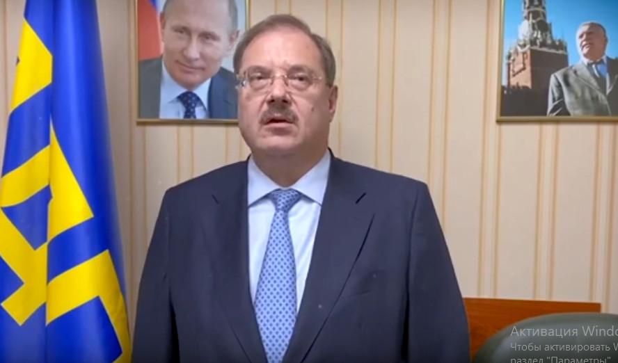 Борис Пайкин поздравил брянских женщин с 8 марта