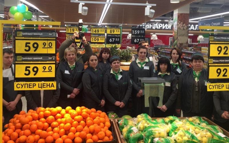 Очередная крупная торговая сеть надумала открыть супермаркет в Брянске