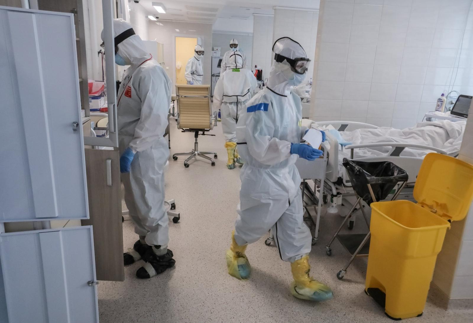 В 16 районах Брянской области зарегистрированы новые случаи коронавируса