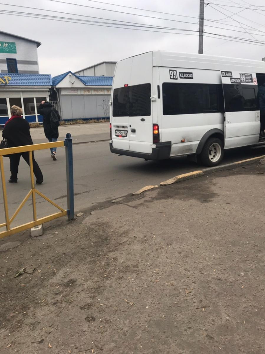 Брянцев восхитил поступок водителя маршрутки №99