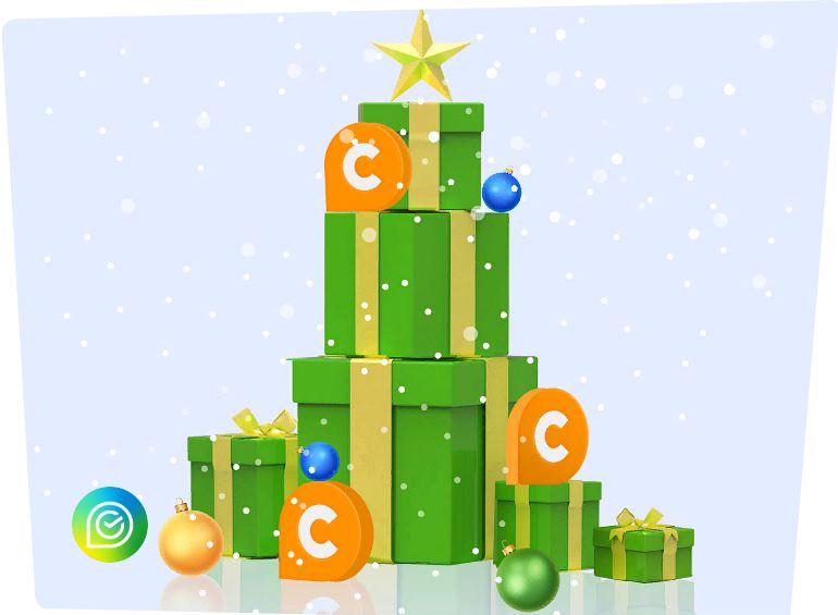 Программа лояльности «СберСпасибо» запустила новогоднюю акцию «Бонусы под ёлку»