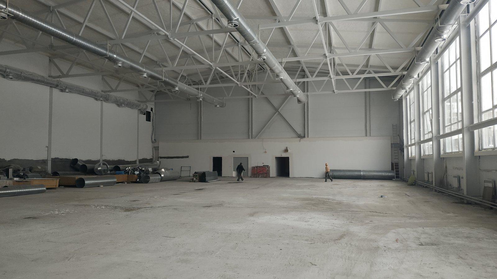Строительство спорткомплекса «Спартак-Арена» продолжается в Брянске