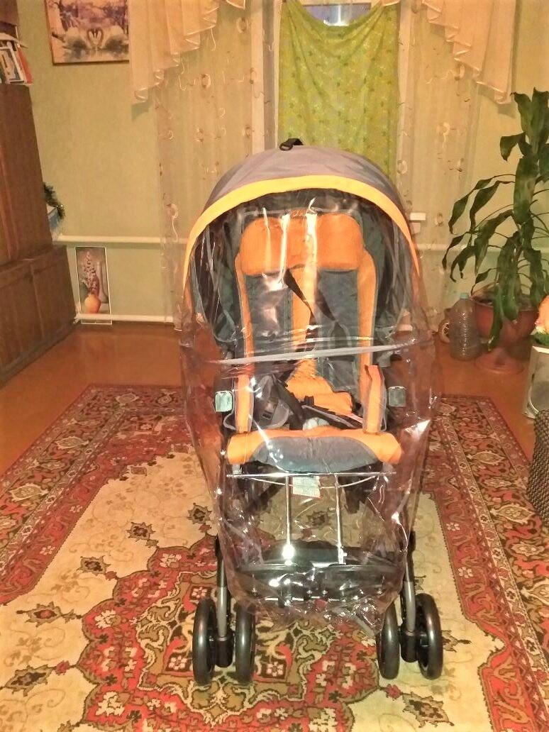 Больному брянскому мальчику подарили коляску за 66 тыс рублей