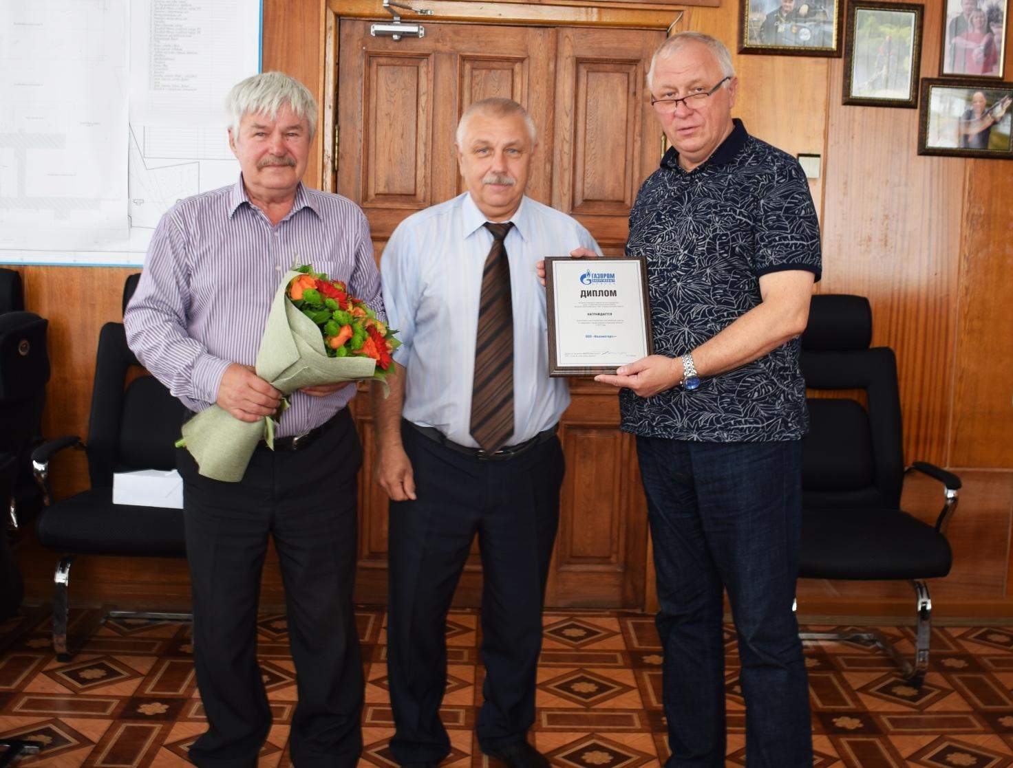 Конкурс «Энергия честного партнерства»: приз в номинации «Добросовестный потребитель» получила жуковская компания