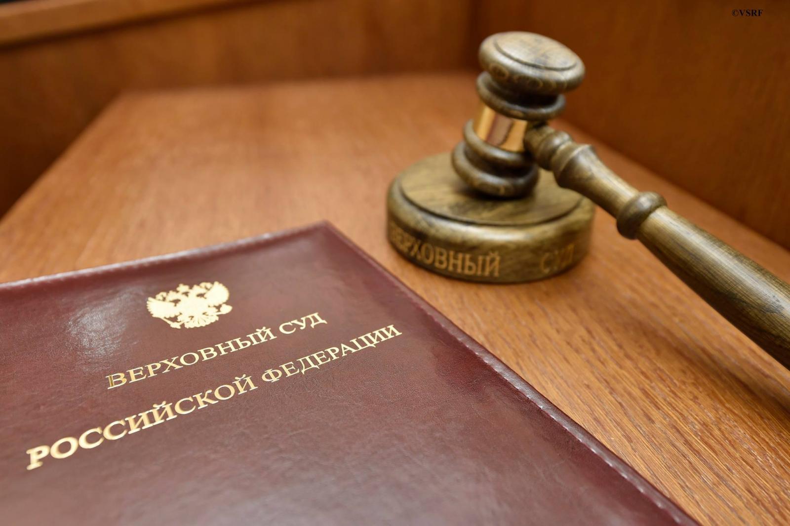 Верховный суд РФ не удовлетворил жалобу на снятие «Родины» с выборов в облдуму