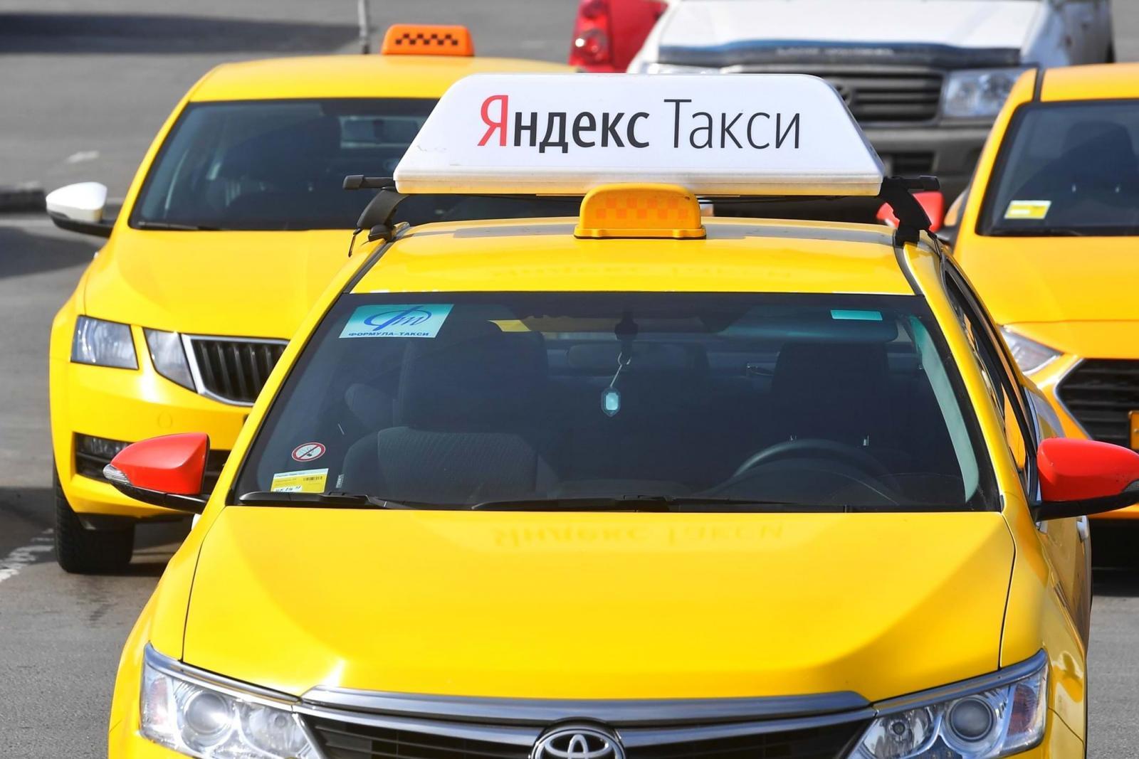 В Брянске таксисты устроили забастовку