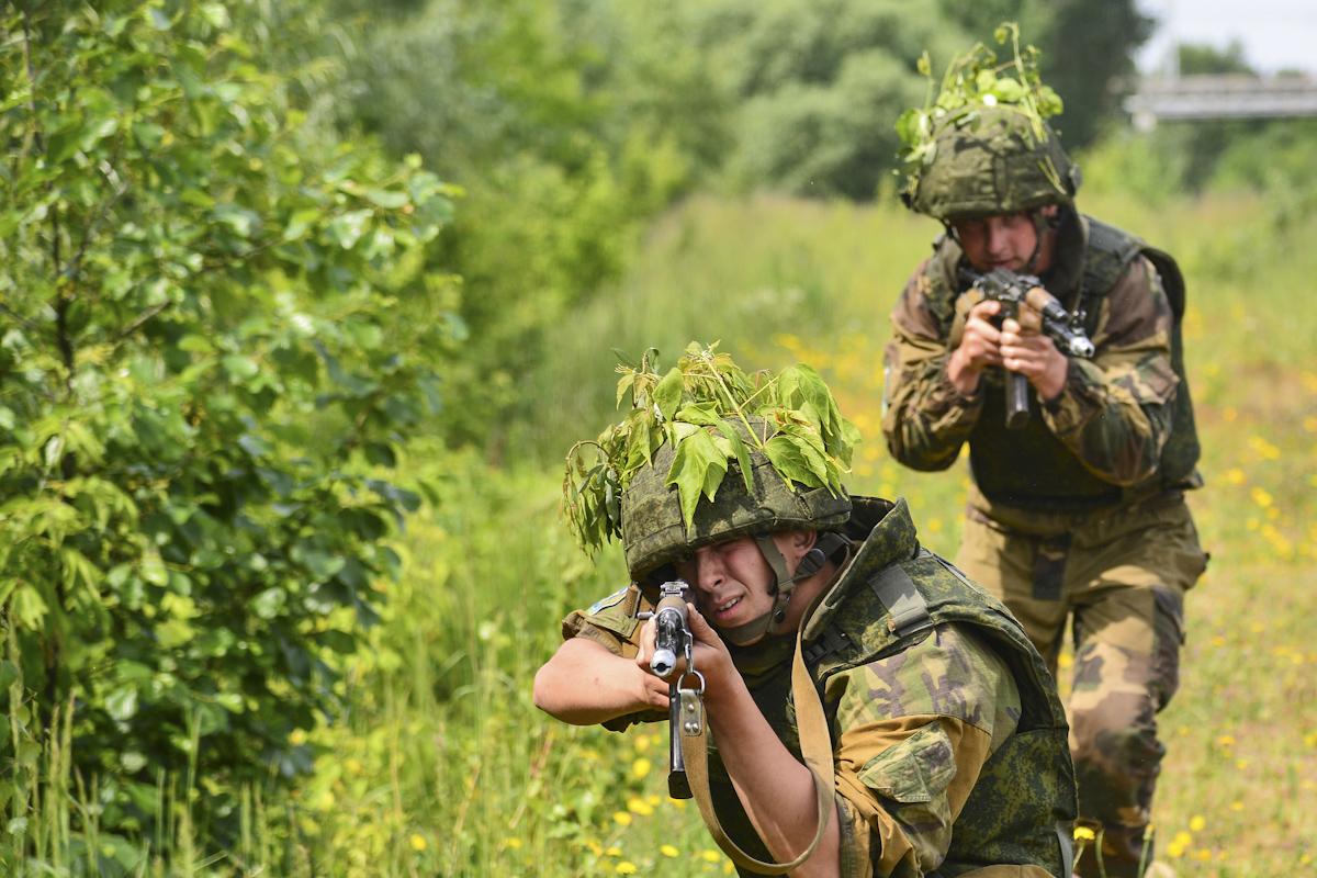 В воинской части под Брянском контрактник устроил «теракт»