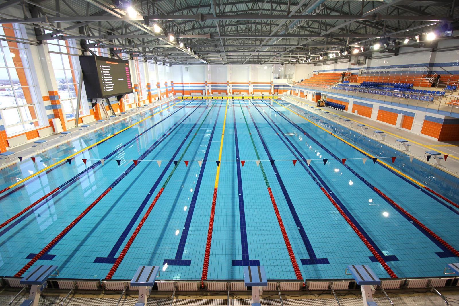 В Брянске построят двухэтажный спортивный комплекс