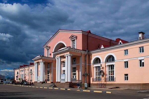 На вокзале «Брянск-I» завершилась санитарная обработка