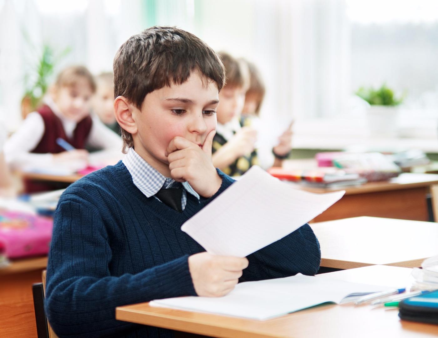 Брянских школьников 5-11 классов из-за коронавируса перевели на дистанционное обучение