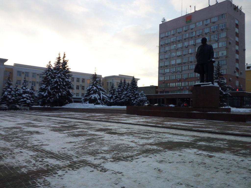Начальник управления культуры мэрии Брянска Владимир Севченков по собственному желанию покинул пост