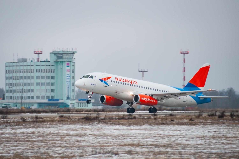 Аэропорт «Брянск» обновил расписание полетов