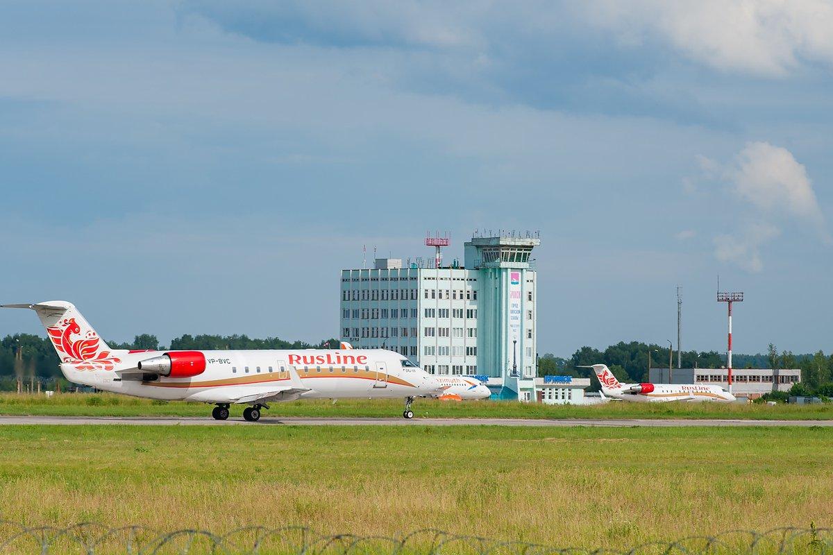 Расширяет географию полётов международный аэропорт «Брянск»