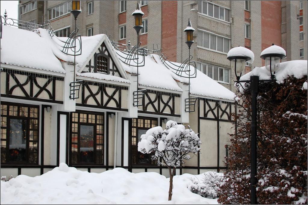 Ресторан «Августин» в Брянске забыл про ограничения из-за коронавируса