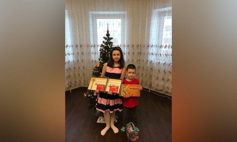 Брянские чиновники исполнили новогоднее желание юной Маши