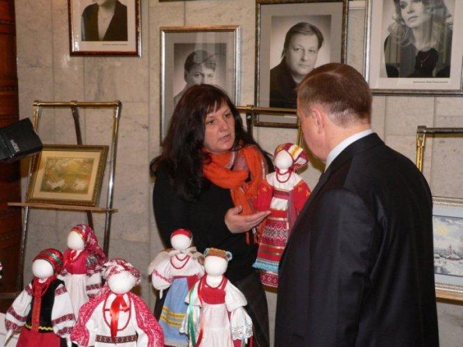 В Брянске откроется выставка народных кукол