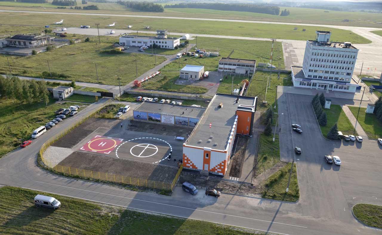 Открыты продажи билетов из Международного аэропорта «Брянск» в Волгоград и Ростов