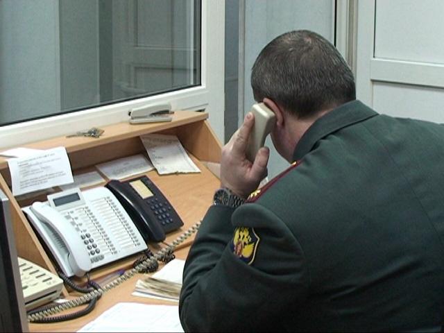 Брянский военнослужащий выплатит штраф за ложное сообщение о бомбе