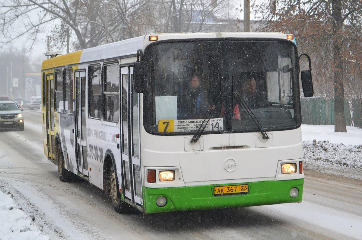 Отменят в июне в Брянске 15 маршрутов общественного транспорта