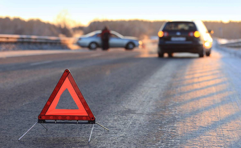 В Выгоничах разбил голову 57-летний водитель легковушки