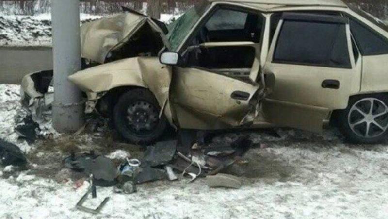 В ДТП под Почепом пострадала 22-летняя девушка