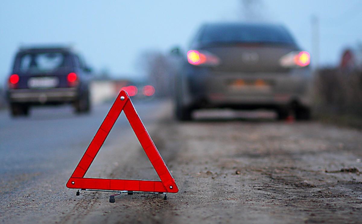 В Брянской области произошло ДТП с участием четырех автомобилей