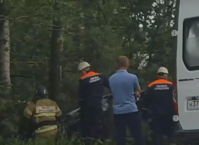 В смертельном ДТП под Брянском погиб 70-летний пенсионер