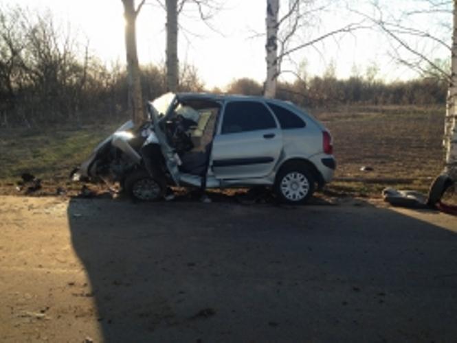 Жуткая авария в Дубровском районе, есть пострадавшие
