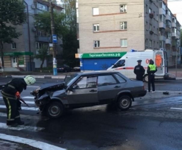 Серьезное ДТП в Брянске: есть пострадавшие