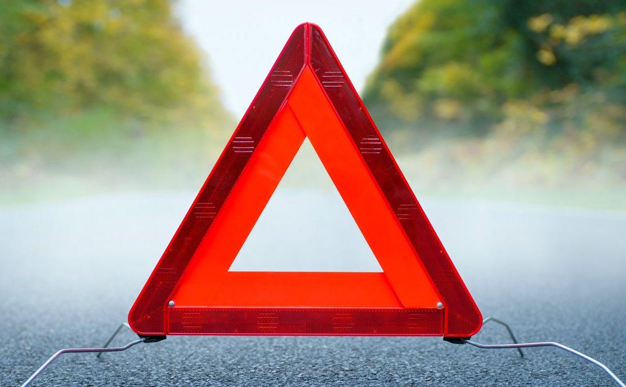В ДТП в Мглинском районе пострадали пассажиры легковушки