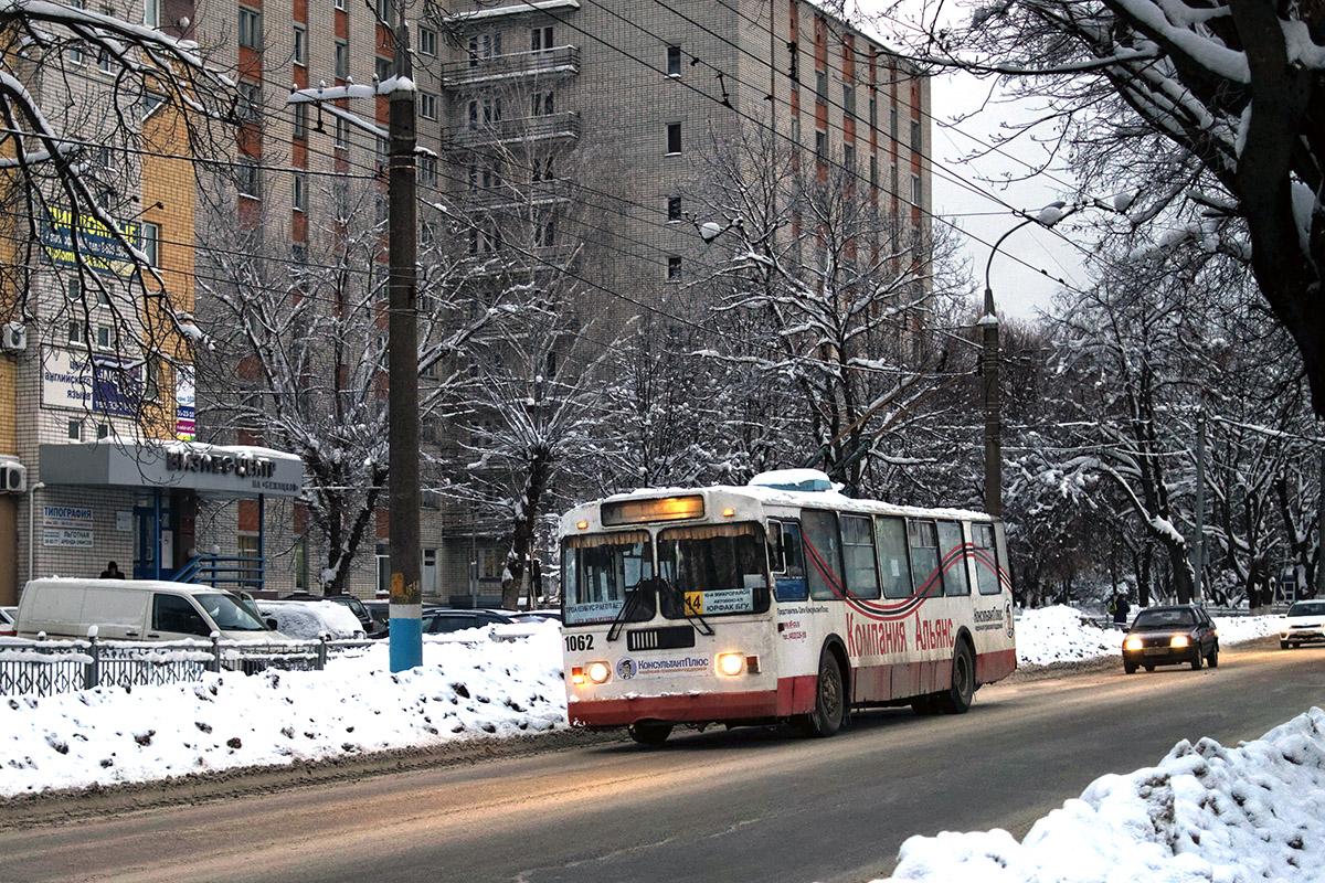 Интервал движения трех брянских троллейбусных маршрутов изменили