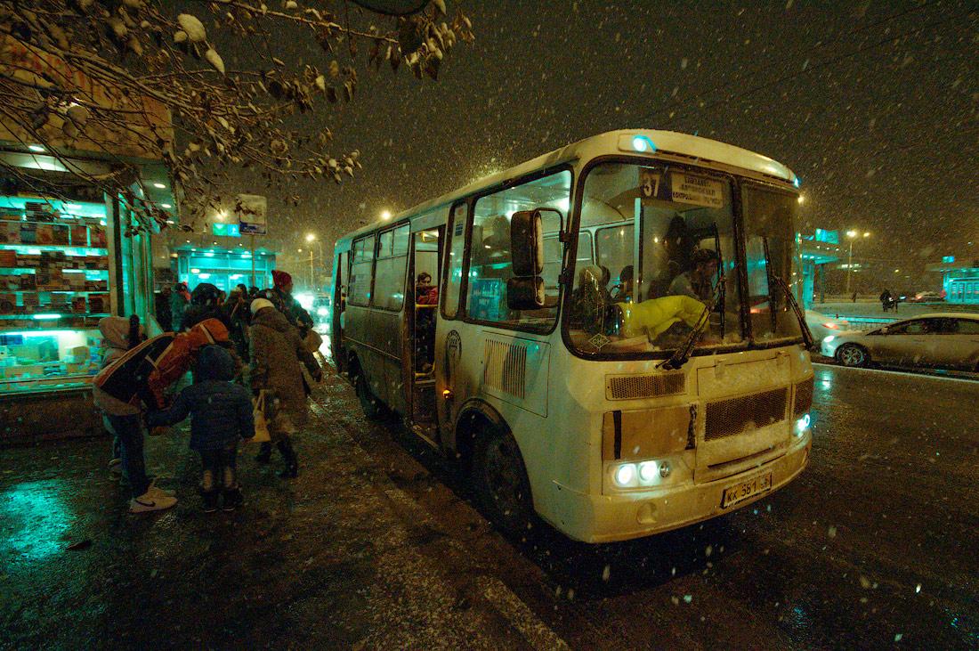 Брянские автобусы будут работать до 12 часов ночи