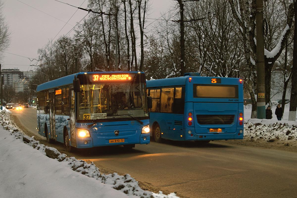 В Брянске водители автобусов и троллейбусов с начала года нарушили правила 308 раз