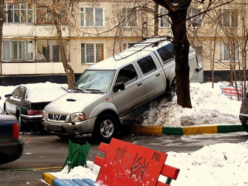 В Брянске за неправильную парковку наказали 488 водителей с начала года