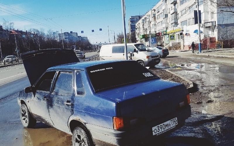 В Брянске разъяренные водители вышли на борьбу против дорожных камер