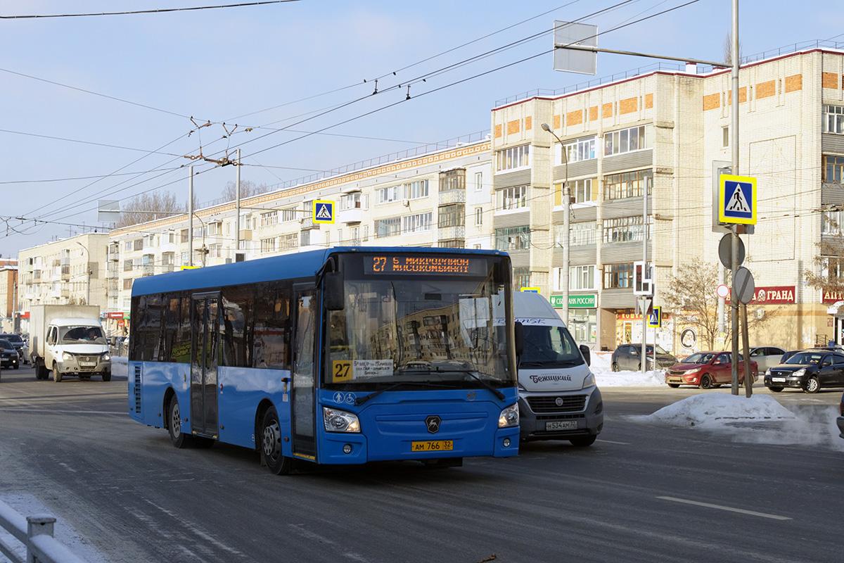 В Брянске ищут водителей автобусов на заработную плату от 30 тысяч рублей в месяц
