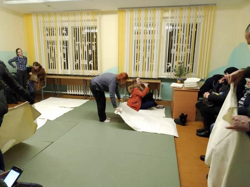 В Брянске помогли пассажирам сломавшегося украинского автобуса