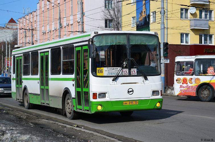Брянцы стали чаще ездить на автобусах