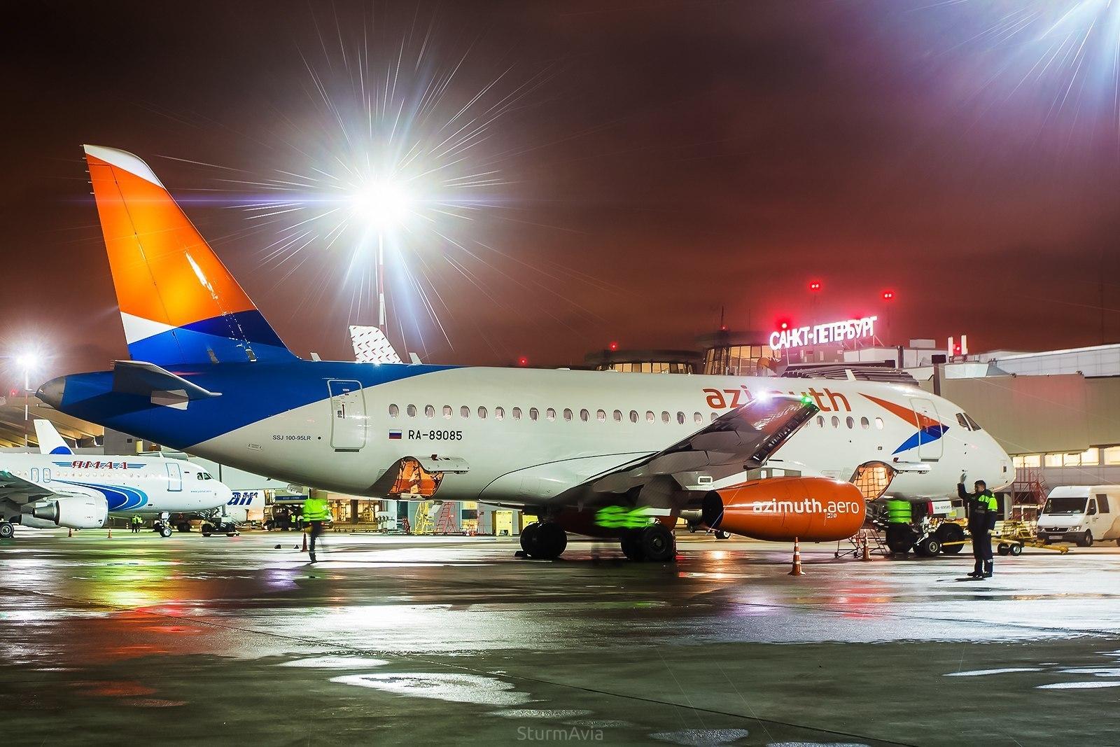 Стартовала продажа билетов на летние авиарейсы из Международного аэропорта «Брянск» в Краснодар